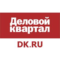 """Логотип """"Деловой Квартал"""""""